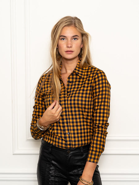 SAY BYE BYE BLOUSE GAPE, HELLO THE SHIRT.