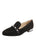 Womens Black Suede Tamra