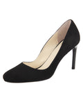 Womens Black Suede Onima