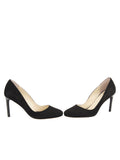 Womens Black Suede Onima 5