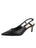 Womens Black Nadav Pointed Toe Pump