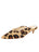 Womens Cheetah Haircalf Berta Kitten Heel Mule