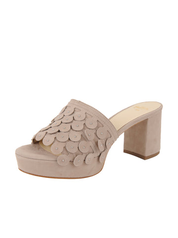 Womens Pebble Suede Carina