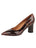 Womens Radish Patent Eloisee Pointed Toe Pump