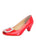 Womens Red patent Dalton