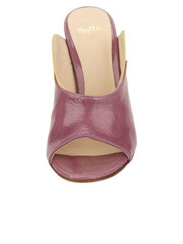 Womens Violet/Lemon Combo Penelope Sandal 4 Alternate View