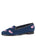 Womens Navy Whale Needlepoint Loafer