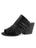 Womens Black Landon Mule