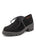 Womens Black Maux Oxford
