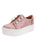 Womens Blush Satin Val