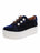 Womens Navy Velvet Val