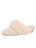 Womens Beige Josephine Wedge Slipper