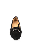 Womens Black Carrie Driving Moccasin 6