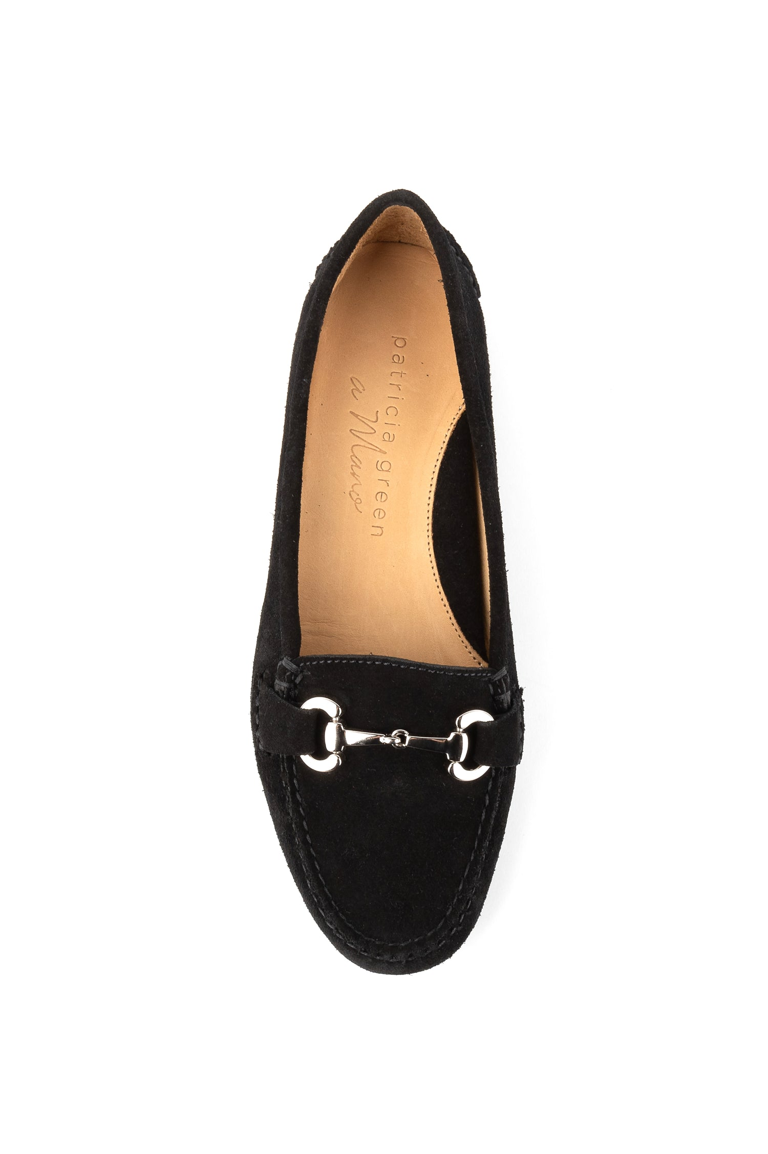 Womens Black Carrie Driving Moccasin 7