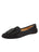 Womens Black Ricky Driving Shoe