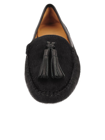 Womens Black Ricky Driving Shoe 4 Alternate View