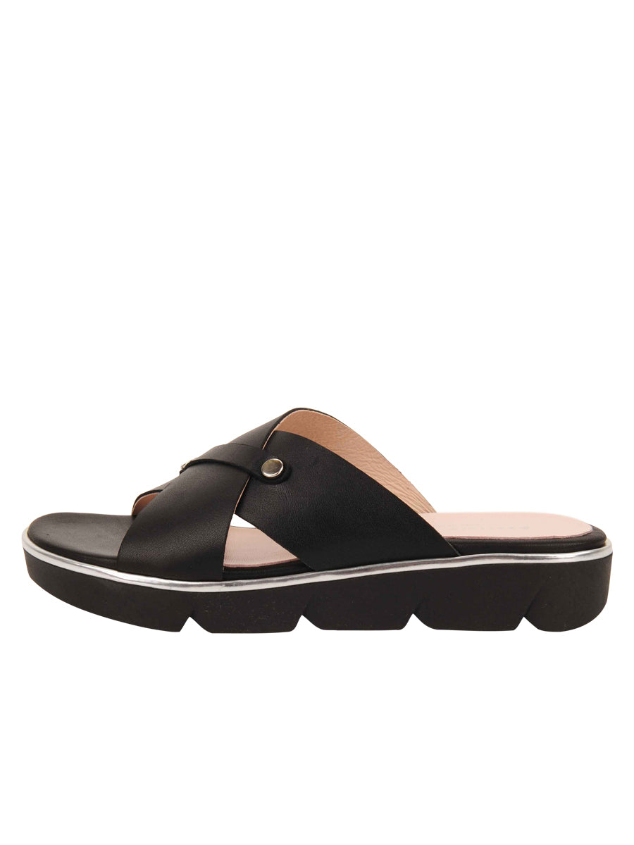 Womens Black Catalina Sport Sandal 6