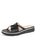 Womens Black Madrid Sport Sandal