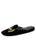 Womens Black Beatrice Velvet Slipper
