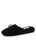 Womens Black Chloe Microterry Slipper