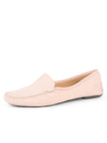 Womens Blush Jillian Driving Moccasin