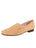 Womens Camel Celeste Smoking Slipper Flat