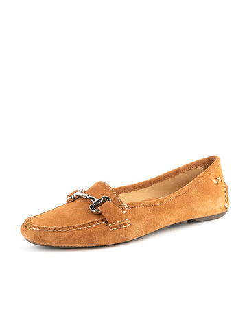 Womens Caramel Carrie Driving Moccasin