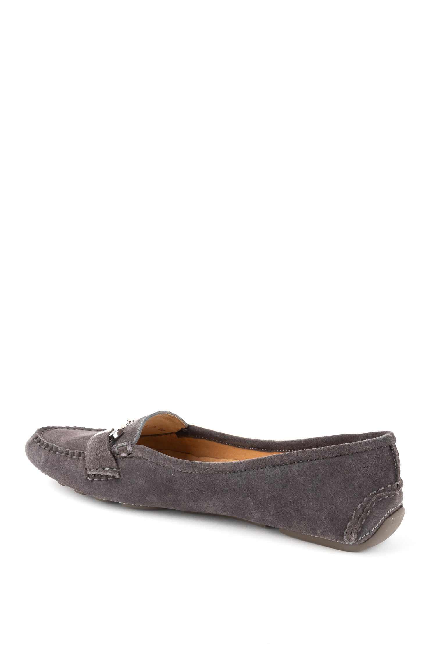Womens Charcoal Carrie Driving Moccasin 2