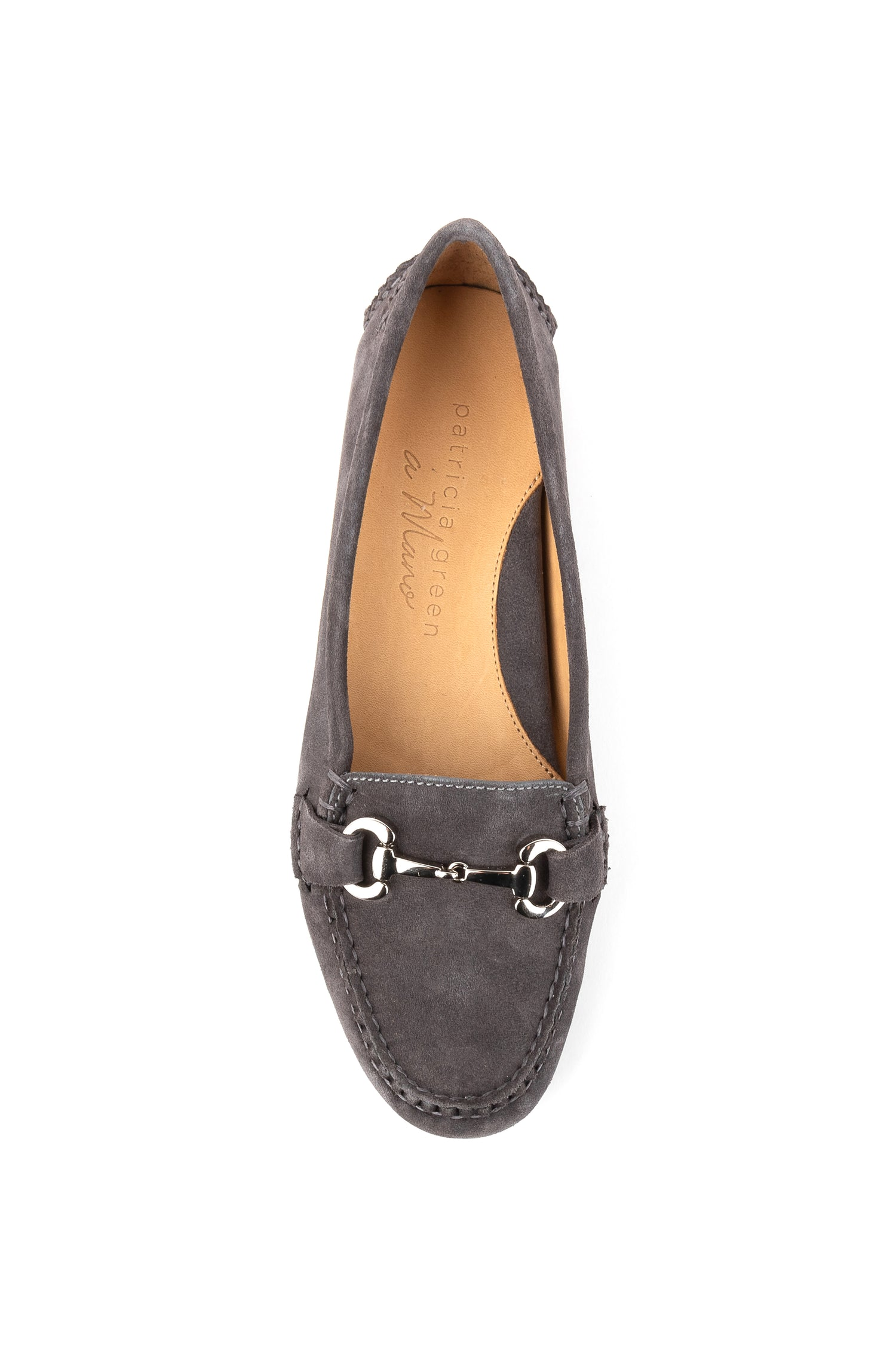 Womens Charcoal Carrie Driving Moccasin 7