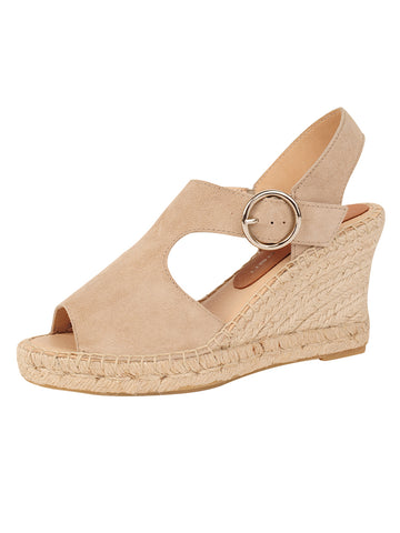 Womens Dune Lindsey Espadrille