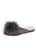 Womens Grey Pretty Pouf Slipper