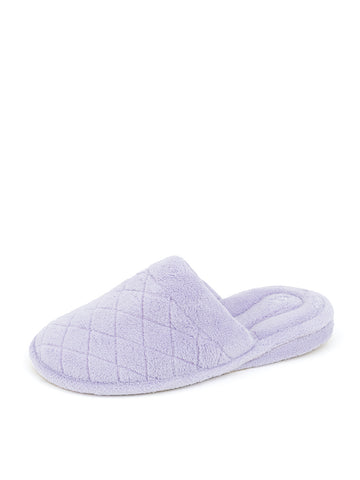 Womens Lilac Aria Slipper