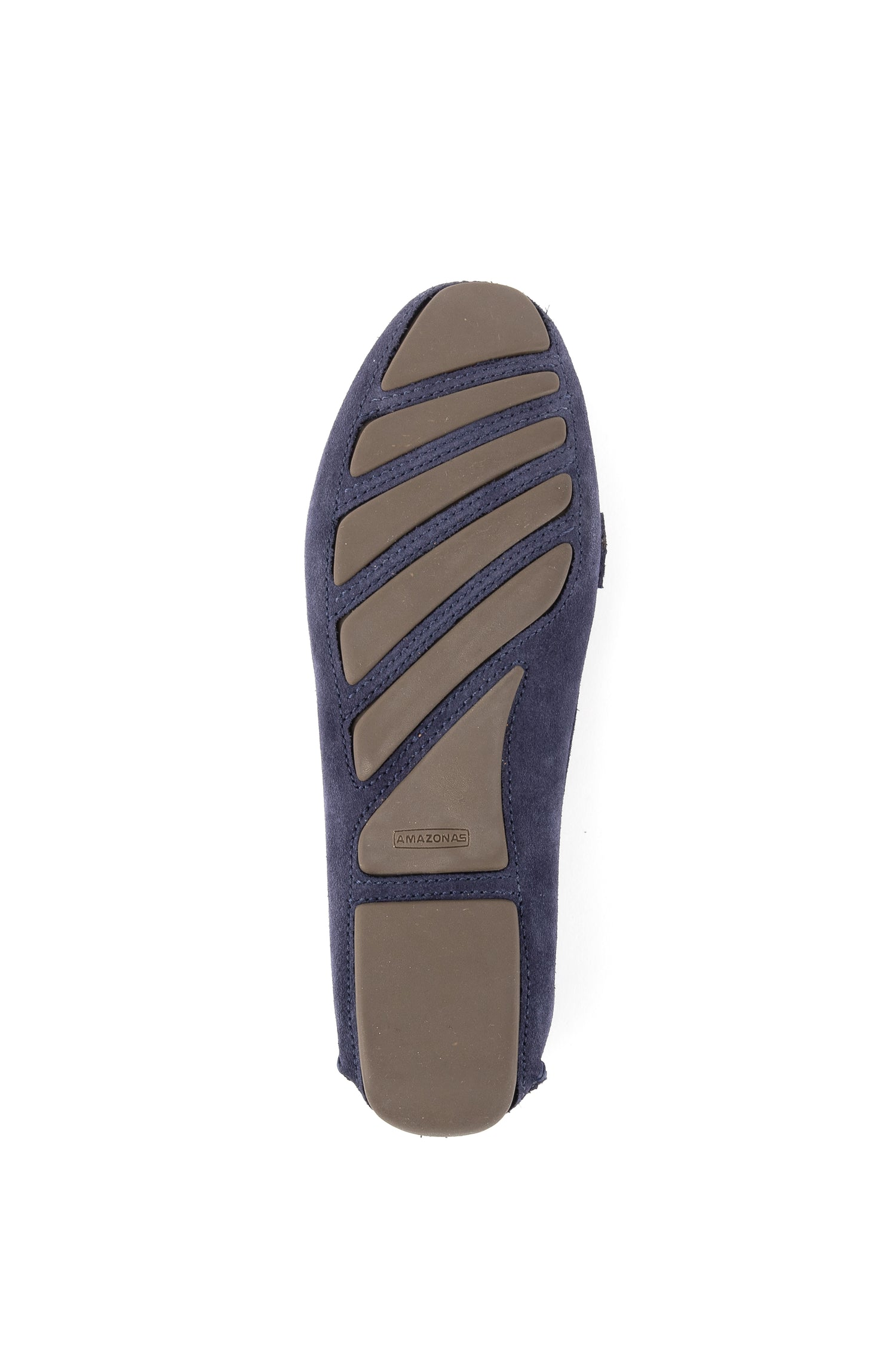 Womens Navy Carrie Driving Moccasin 5