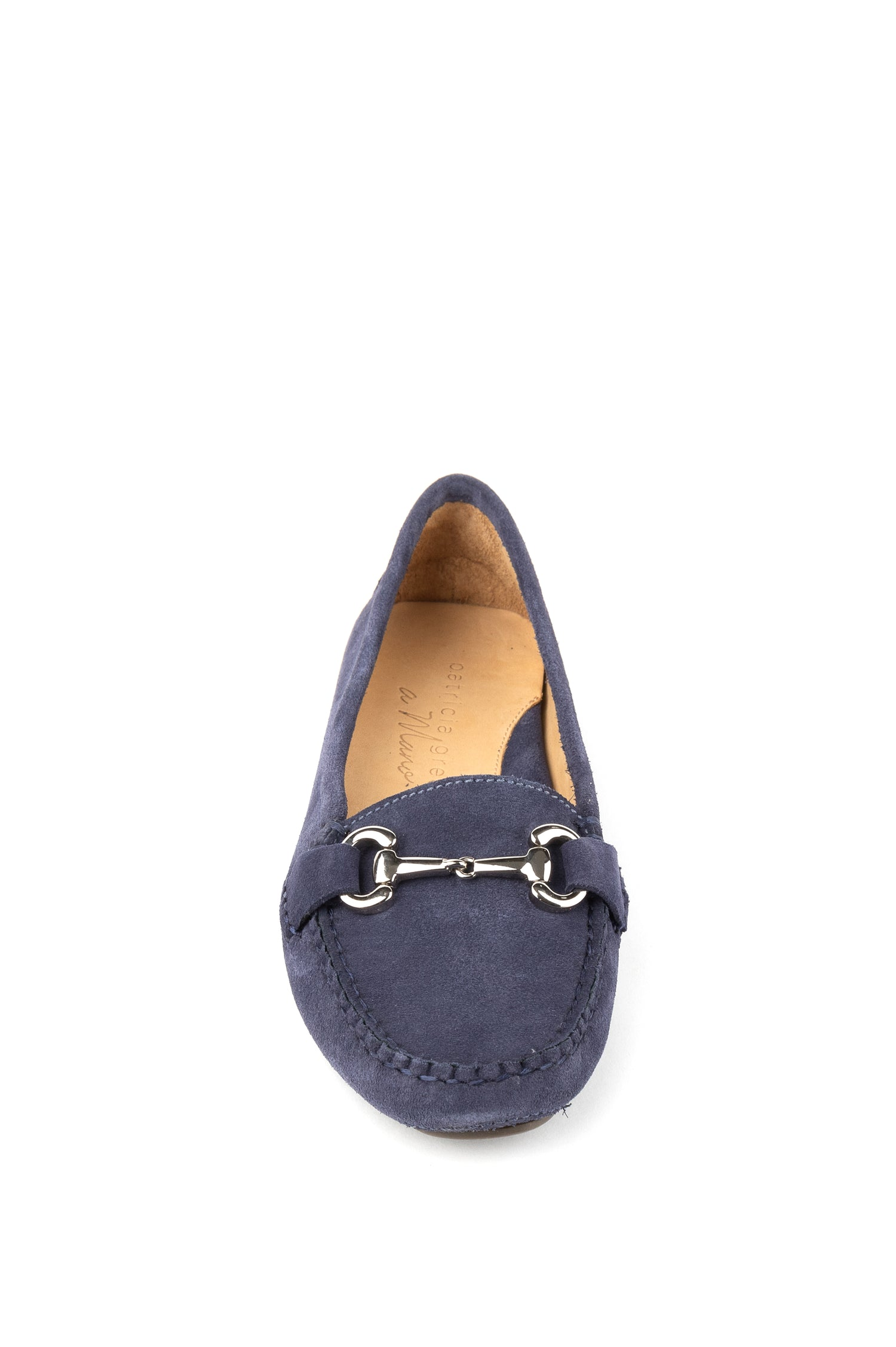 Womens Navy Carrie Driving Moccasin 6