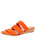 Womens Orange Josee Wedge Sandal
