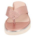 Womens Rose Casablanca Thong Sandal 4
