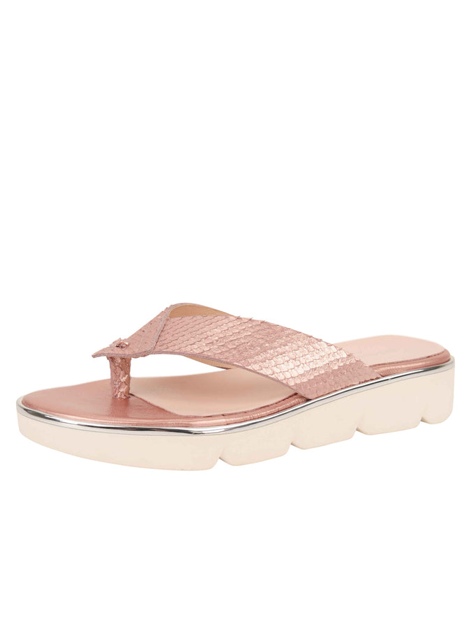 Womens Rose Casablanca Thong Sandal