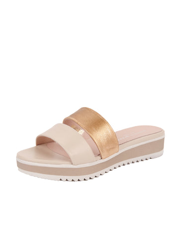 Womens Sand/Gold Bailey
