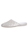 Womens Silver Coco Slipper