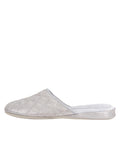 Womens Silver Coco Slipper 6