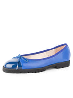 Cobalt Blue/Black Lug Sole Color