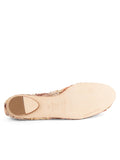 Womens Natural Mesh Country Mesh Ballet Flat 5