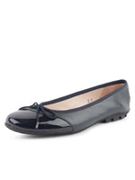 Navy Patent/Navy Nappa Color