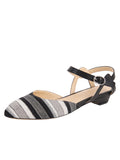 Womens Black / White Stella