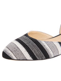 Womens Black / White Stella 6