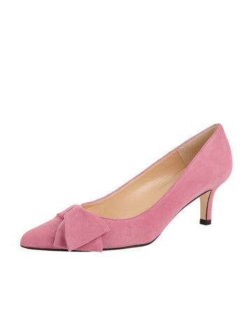 Womens Blush Suede Aster