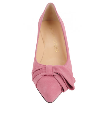 Womens Blush Suede Aster 4 Alternate View