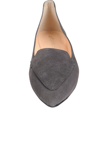 Womens Grey Suede Lily 4 Alternate View