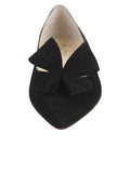 Womens Black Suede Carly 4