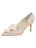 Womens Ivory Romance Pointed Toe Pump